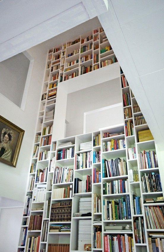 Boekenkast om van te dromen #4   Bladzijde26.nl