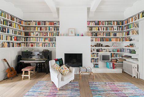 Boekenkast om van te dromen #2   Bladzijde26.nl