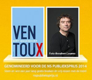 Ventoux | Bert Wagendorp | Bladzijde26.nl