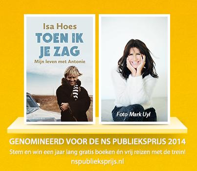 Toen ik je zag | Isa Hoes | Bladzijde26.nl