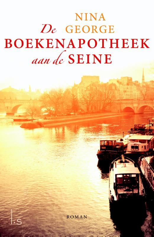 De boekenapotheek aan de Seine - Nina George