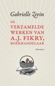 De verzamelde werken van A.J. Fikry, boekhandelaar | Gabrielle Zevin | Bladzijde26.nl