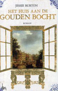Het huis aan de gouden bocht | Jessie Burton | Bladzijde26.nl