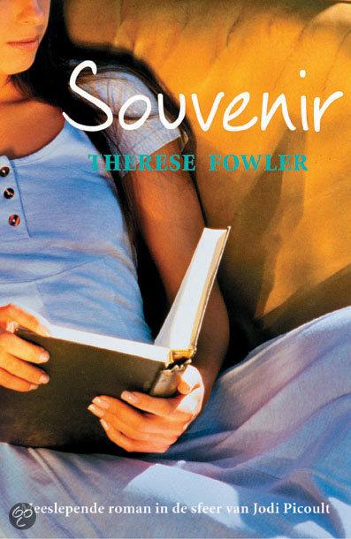 Souvenir | Therese Fowler | Bladzijde26.nl