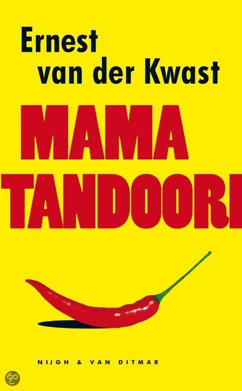 Mama Tandoori | Ernest van der Kwast | Bladzijde26.nl
