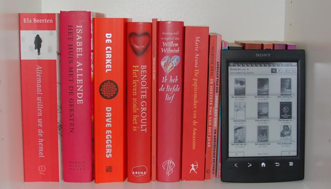 eBook in kast