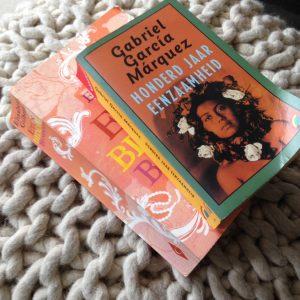 Boeken van mijn leven: Honderd jaar eenzaamheid | Gabriel Garcia Marquez | Bladzijde26.nl