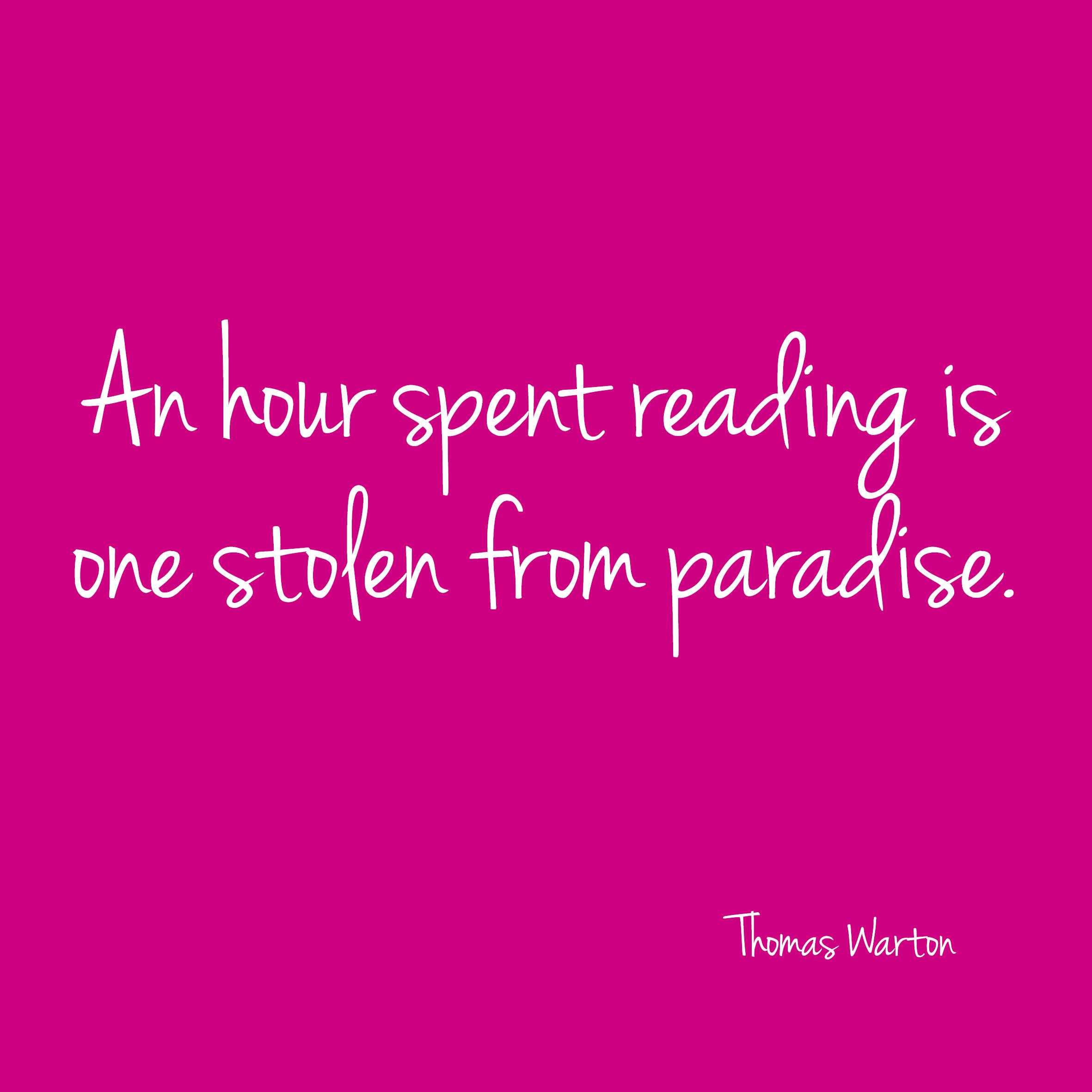 Quote Thomas Warton