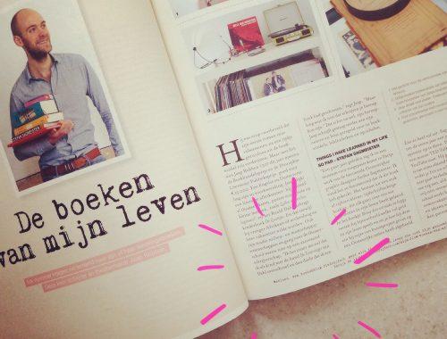 Bladzijde26 in Flow Magazine