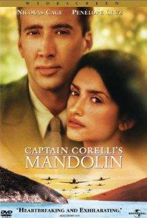 Captain Corelli's Mandolin - Filmposter