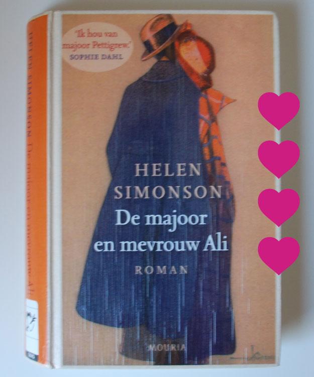 De majoor en mevrouw Ali | Helen Simonson | Review | Bladzijde26