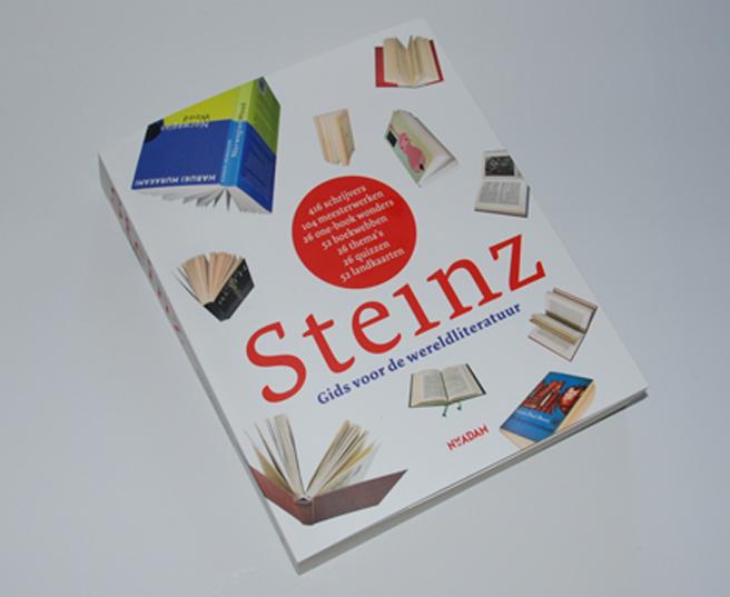 Steinz. Gids van de wereldliteratuur / Pieter & Jet Steinz