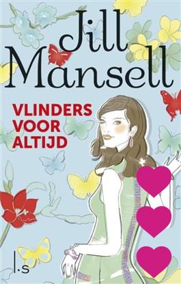 Vlinders voor altijd | Jill Mansell | Review op Bladzijde26