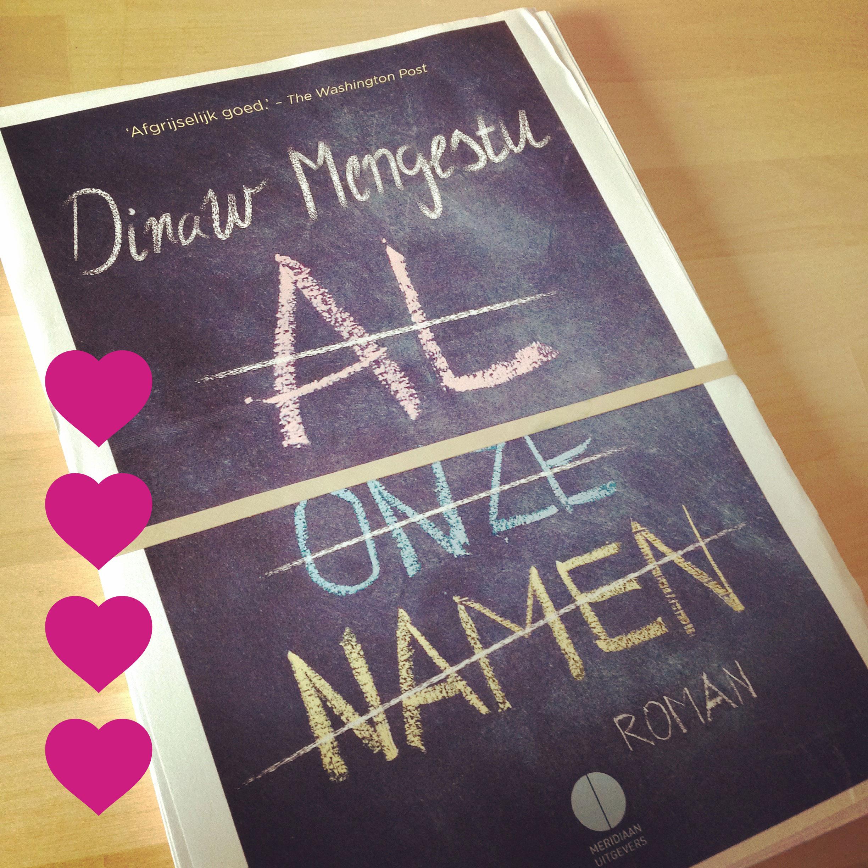 Al onze namen | Dinaw Mengestu | Bladzijde26
