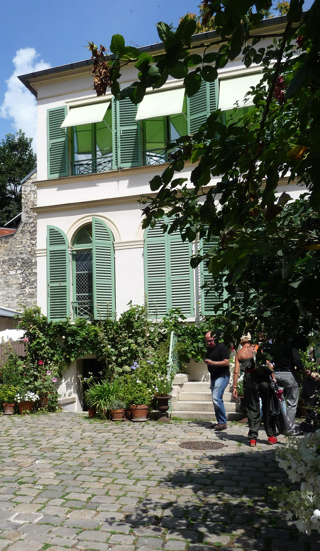 Musee de la Vie Romantique | Bladzijde26