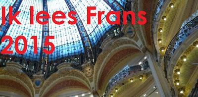 logo Ik lees Frans 2015