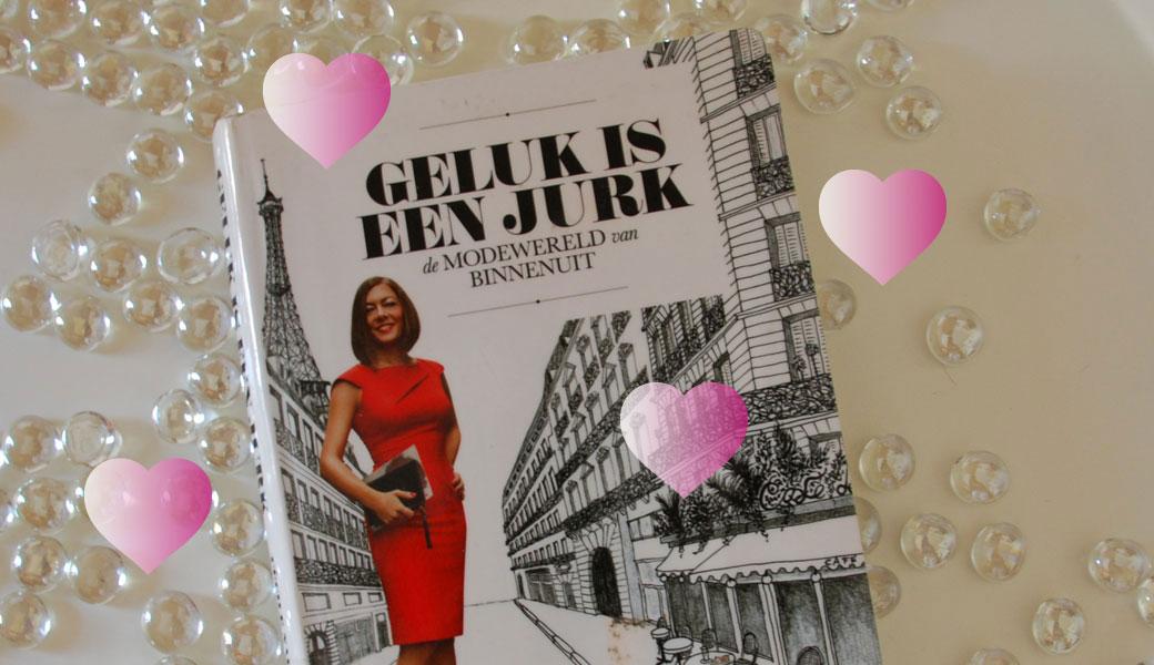 Geluk is een jurk | Cécile Narinx | 4 sterren | Bladzijde26