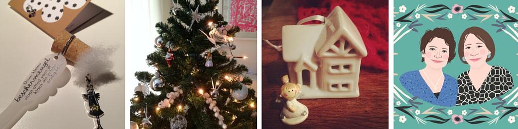 December 2015: Engeltjes, kerst en portretje