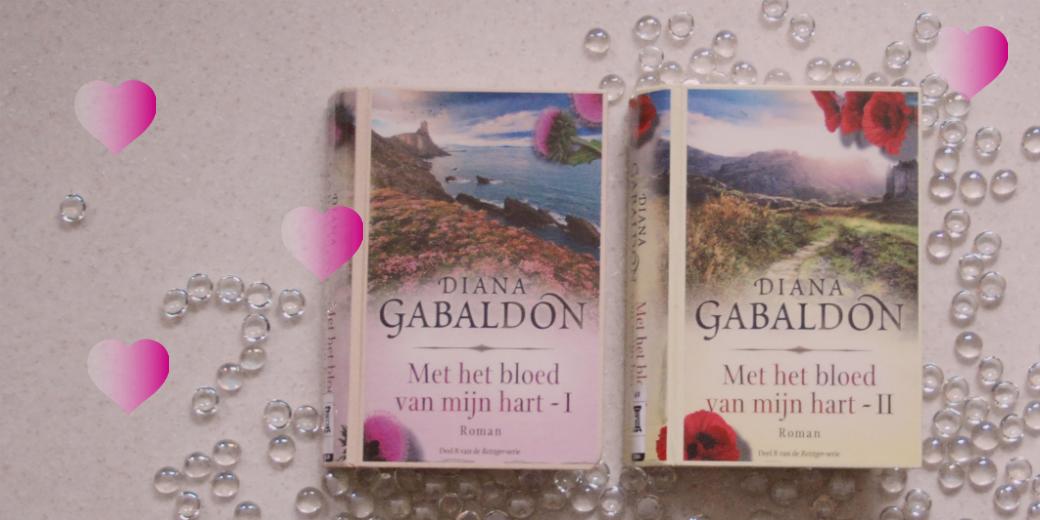 Met het bloed van mijn hart - deel I & II | Diana Gabaldon | Bladzijde26.nl