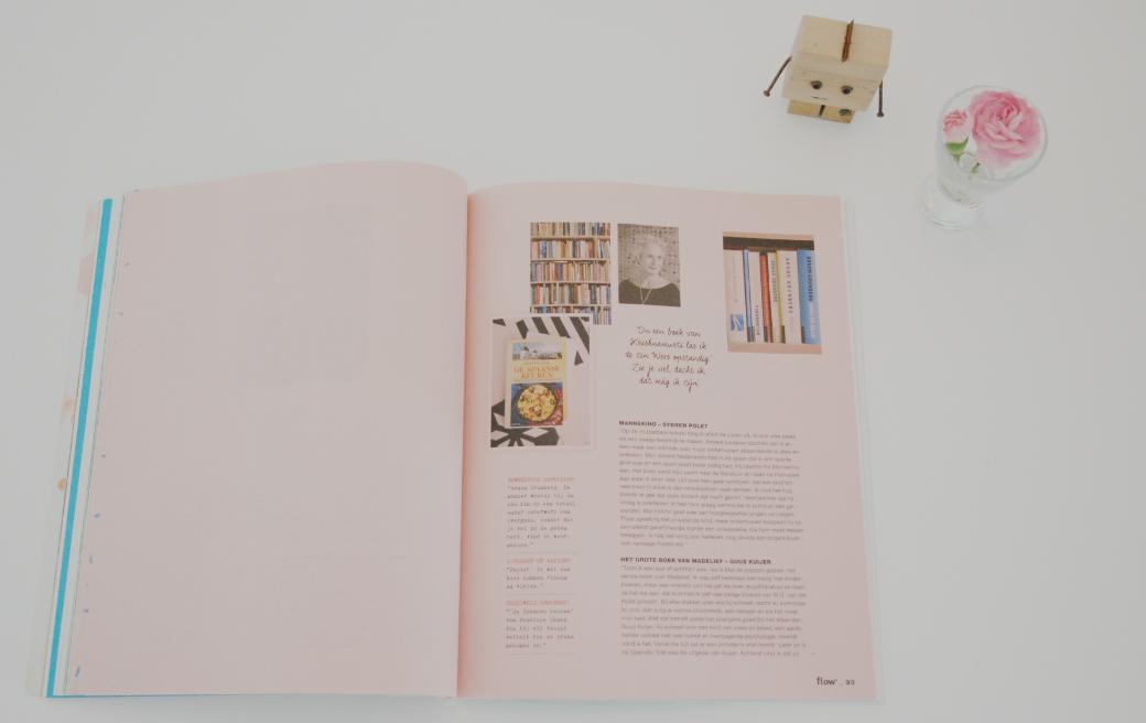 Nieuwe boeken voor mijn #flowboekenchallenge | Flow 3.2016 | Anke Kranendonk