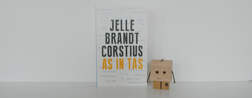 As in tas | Jelle Brandt Corstius