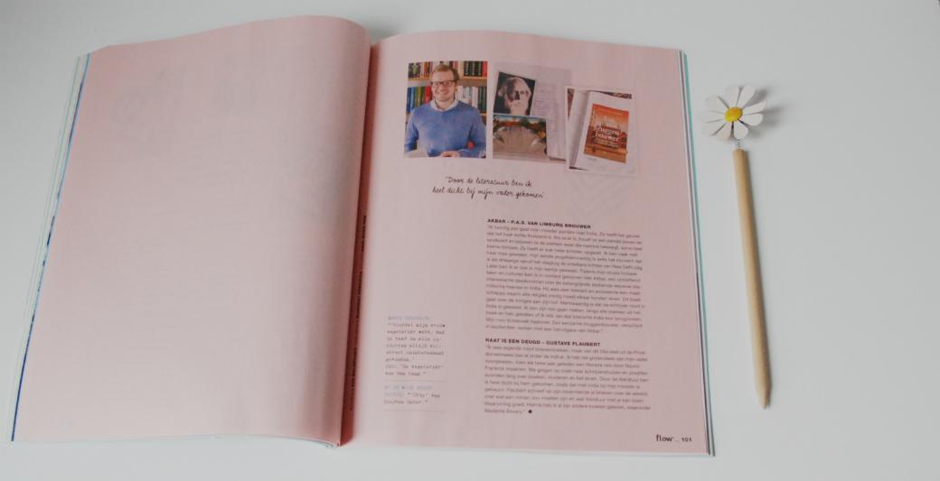 Nieuwe boeken voor mijn #Flowboekenchallenge