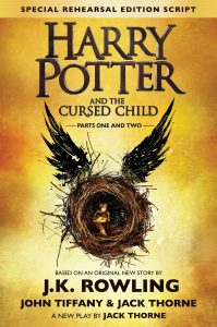 Harry Potter and the cursed child | J.K. Rowling