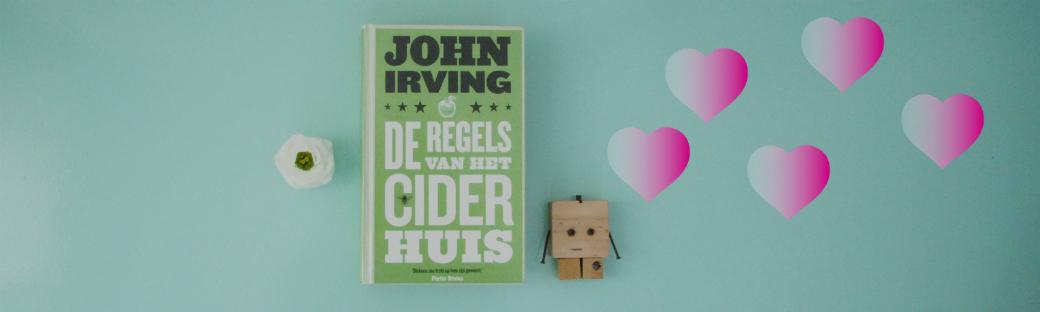 De regels van het ciderhuis | John Irving