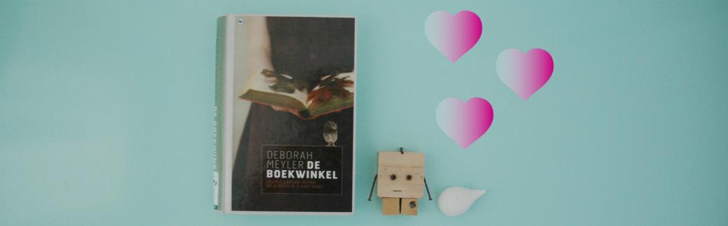 De boekwinkel | Deborah Meyler