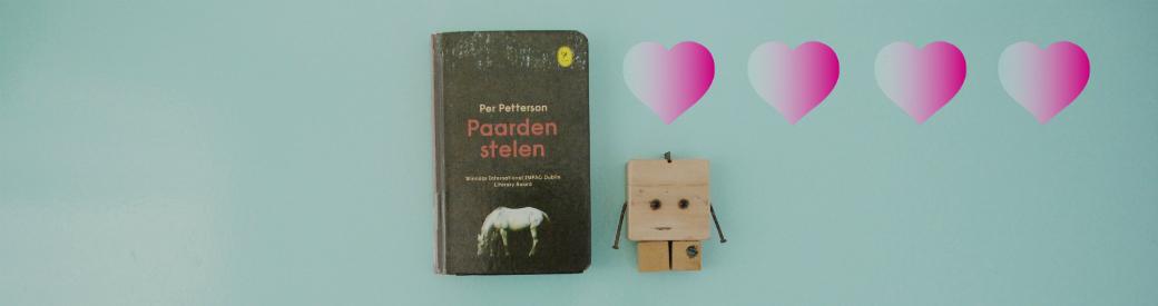 Paarden stelen | Per Petterson