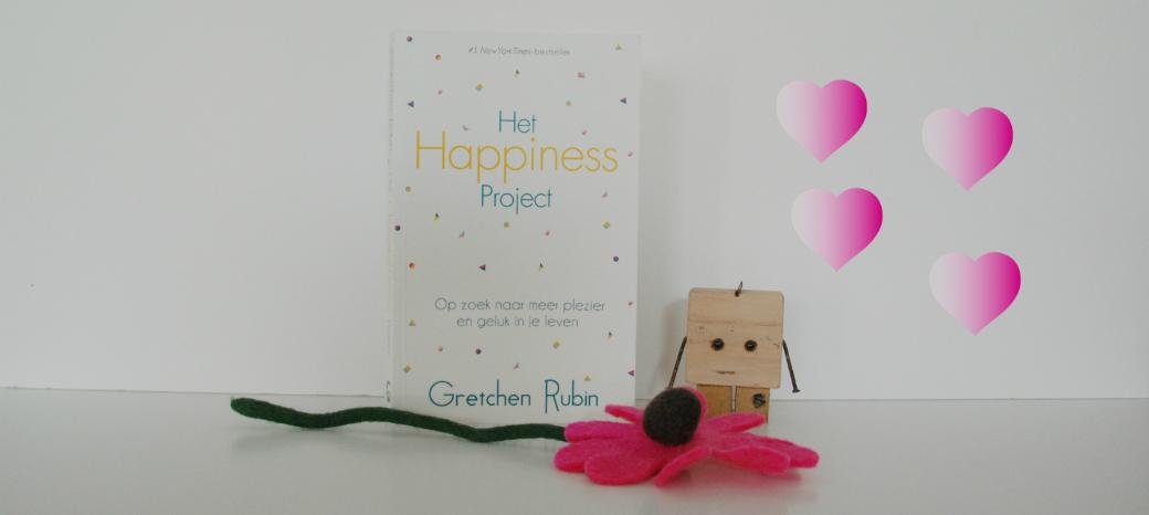 Het Happiness Project | Gretchen Rubin
