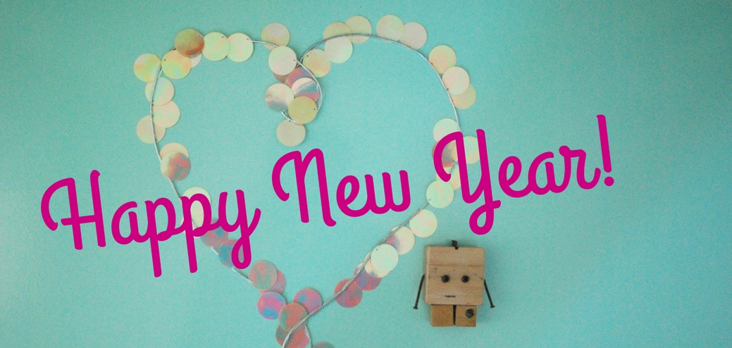 Happy New Year | Bladzijde26