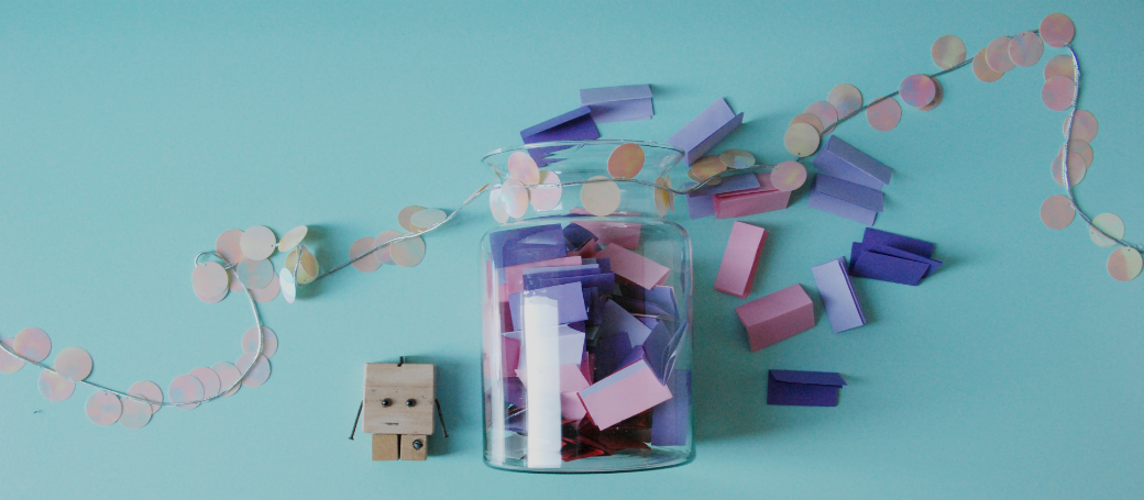 Mijn pot vol blogideeën