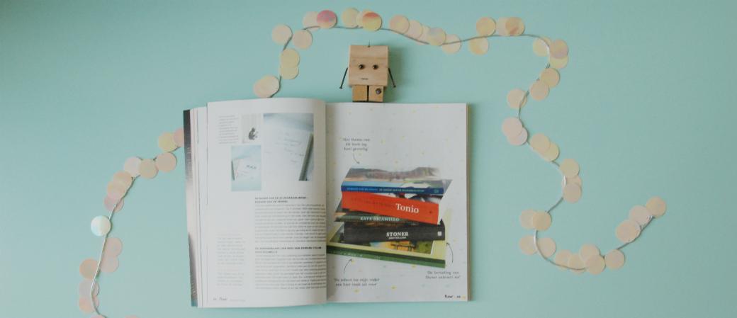 De boeken van mijn leven | Bas Maliepaard