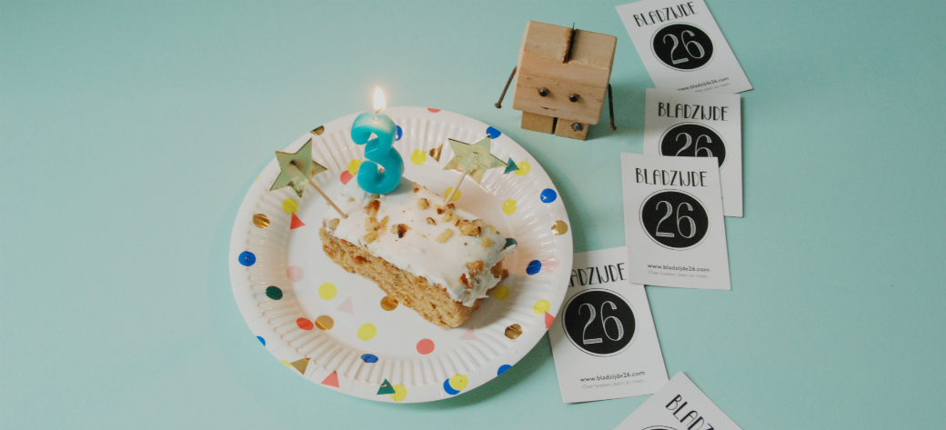 Bladzijde26 is 3!