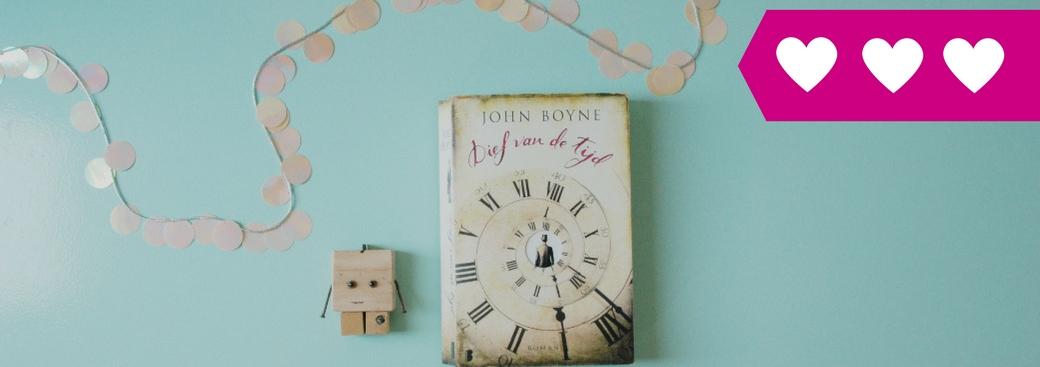 Dief van de tijd | John Boyne