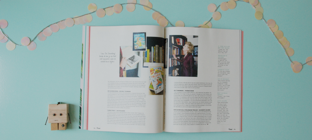 Boeken van mijn leven   Mieke van der Weij   #flowboekenchallenge