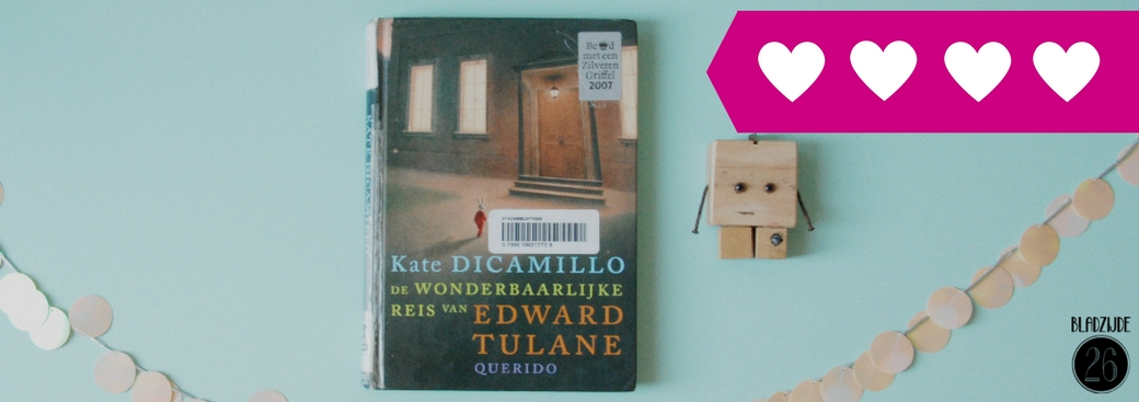 De wonderbaarlijke reis van Edward Tulane | Kate DiCamillo