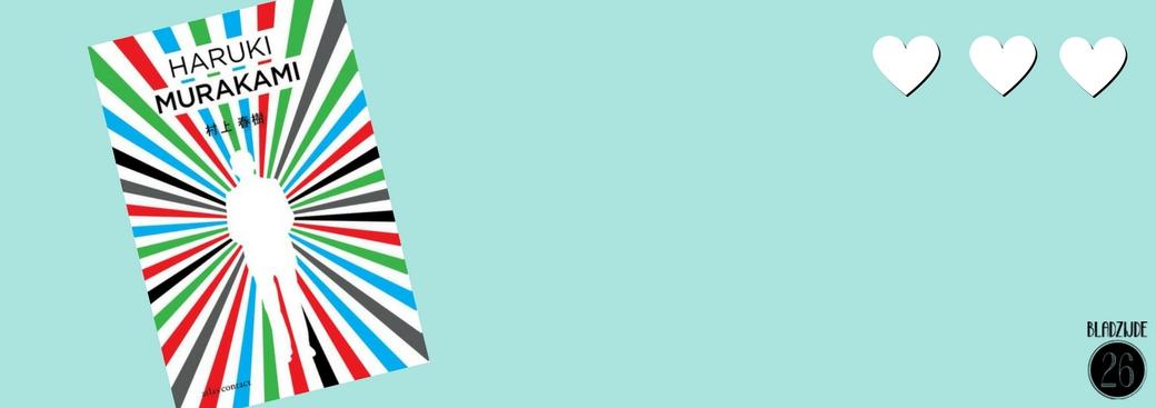 De kleurloze Tsukuru Tazaki en zijn pelgrimsjaren | Haruki Murakami | Bladzijde26.nl