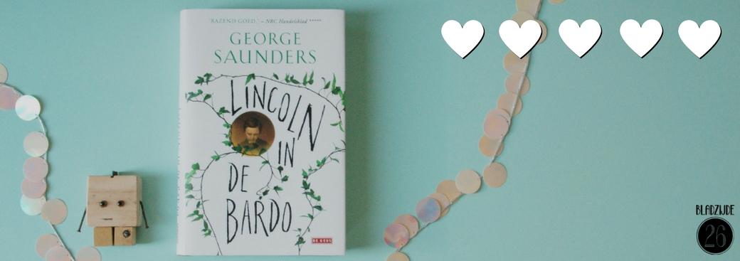 Lincoln in de bardo | George Saunders | Bladzijde26.nl