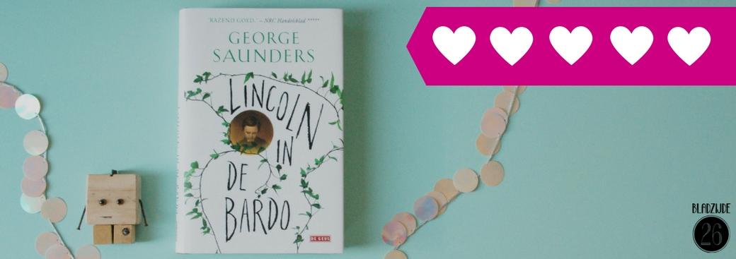 Lincoln in de bardo | George Saunders