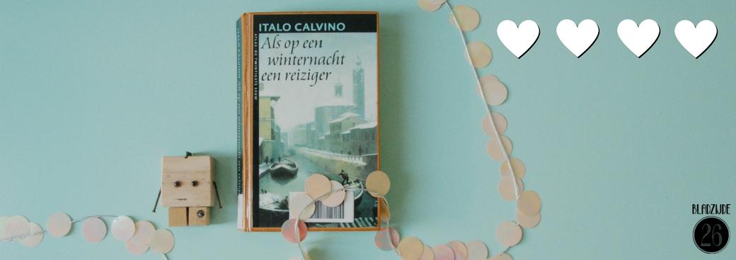 Als op een winternacht een reiziger | Italo Calvino | Bladzijde26.nl