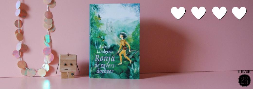 Ronja de roversdochter | Astrid Lindgren | Bladzijde26.nl