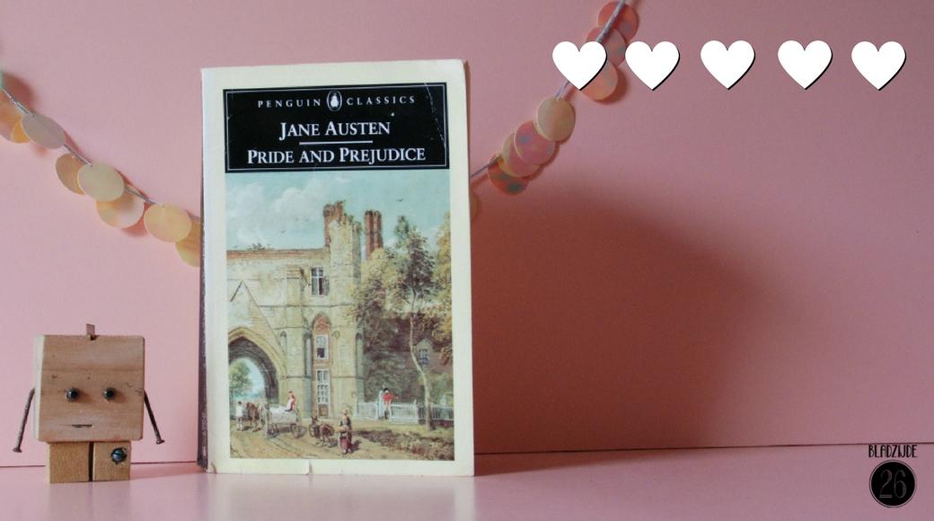 Pride and Prejudice | Trots en Vooroordeel | Jane Austen | Bladzijde26.nl