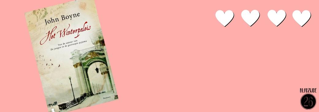 Het Winterpaleis | John Boyne | Bladzijde26.nl