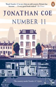 Number 11 | Jonathan Coe | Bladzijde26.nl
