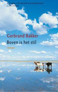 Boven is het stil | Gerbrand Bakker | Bladzijde26.nl