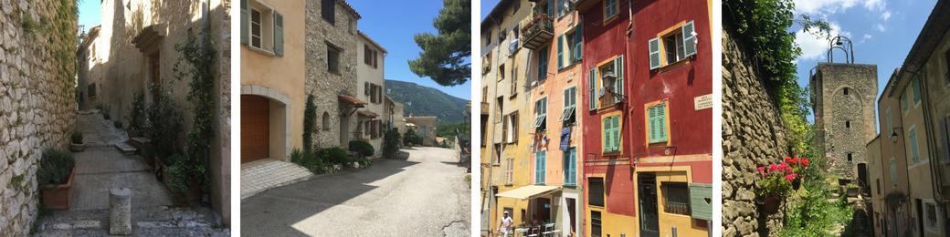Vakantiefoto's 2018 Provence + Vence: leuke dorpjes