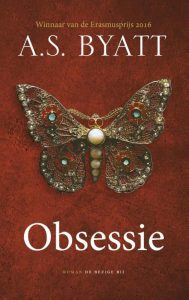 Obsessie | A.S. Byatt | Bladzijde26.nl