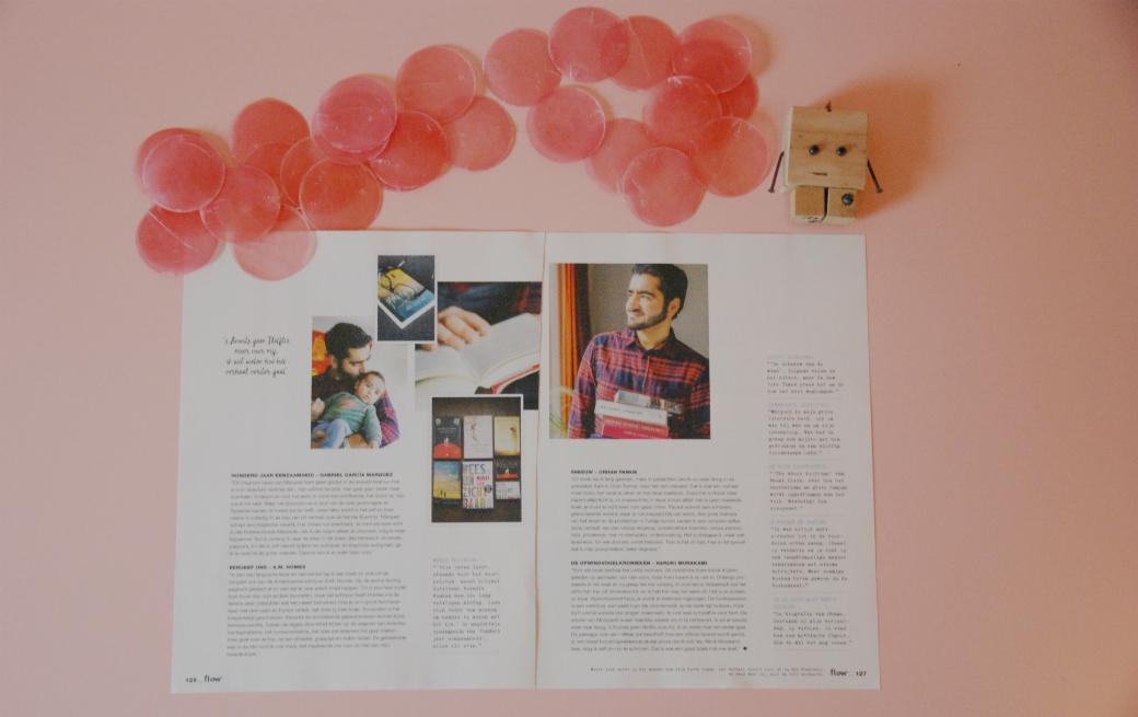 Flow Boeken van mijn leven | Murat Isik | Bladzijde26.nl